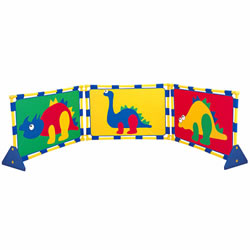 Dinosaur Playpanel Set