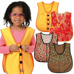Dressing Vests - Set of 4
