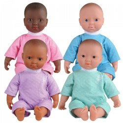 "Soft Body 16"" Dolls"