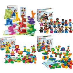 LEGO® DUPLO® Let's Build Social Skills Together Pack - 5005054