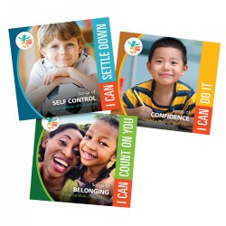 I Can Series CD Set - Set of 3