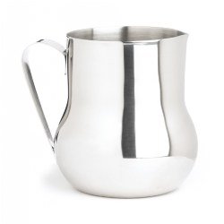 Stainless Steel Pitcher 20 oz.