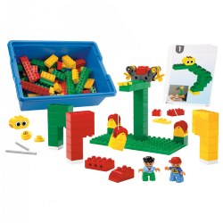 LEGO® DUPLO® Early Structures Set (9660)