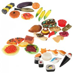 Multicultural Food Set