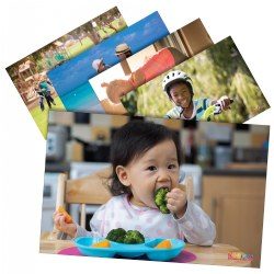 Healthy Habits Posters - Set of 12