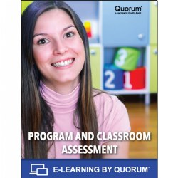 Program And Classroom Assessment