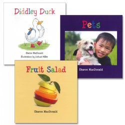 Rhythm & Rhyme Book Trio - Paperback (Set of 3)