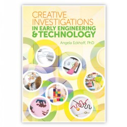 Early childhood teachers continue to seek activities that promote STEM-based learning. But most STEM books focus on science and math, excluding technology and engineering. Creative Investigations in Early Engineering & Technology helps teachers create a more well-rounded STEM learning program. Encourage children to think, make, tinker and innovate. Introduce engineering skills such as coding in a developmentally appropriate way. Leverage children's use of digital technologies to help them learn new skills. Promote active engagement and participation in classroom learning. Paperback. 112 pages.
