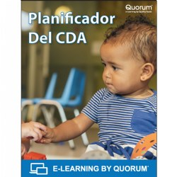 This course provides an overview of the requirements and application process for the Child Development Associate® (CDA) credential for infant, toddler, and preschool teachers and family child care providers. The course includes several field assignments that support CDA® preparation. CDA® Candidates who complete this course and field assignments will have tools to organize their CDA® portfolio and a professional development calendar. This is a 5-hour course worth .5 CEUs. This course can be utilized to meet the training requirements to earn or renew your Child Development Associate® (CDA) credential. Course content is aligned with the CDA® Subject Area 6: Maintaining a commitment to professionalism.