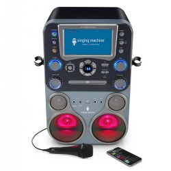 Bluetooth® Karaoke Machine