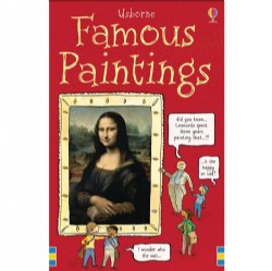 Famous Paintings and Fact Cards