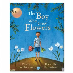 The Boy Who Grew Flowers - Paperback