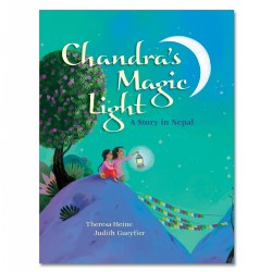 Chandra's Magic Light: A Story in Nepal - Paperback