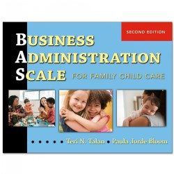 Business Administration Scale for Family Child Care Second Edition - Paperback