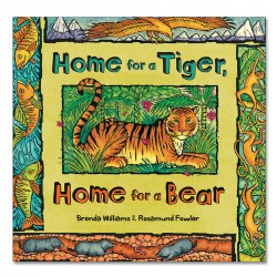 Home for a Tiger, Home for a Bear - Paperback