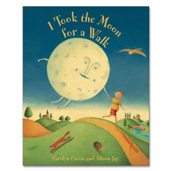 I Took the Moon for a Walk - Board Book
