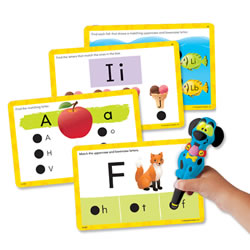 Hot Dots® Jr. Alphabet Cards