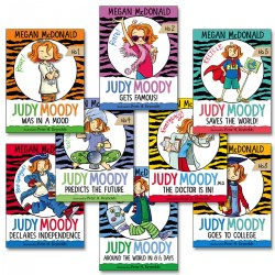 Judy Moody Favorites Book Series