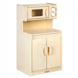 Carolina Kitchen Unit - Microwave and Cupboard - Factory Second