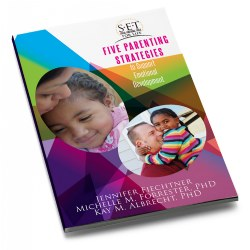 Five Parenting Strategies to Support Emotional Development - Paperback