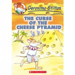 The Curse of the Cheese Pyramid - Paperback