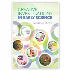 Young children are born scientists with an innate desire to analyze and investigate the world around them. Creative Investigations in Early Science helps educators expand and encourage young learners' inquisitive nature as they explore the physical, life, and earth sciences. Paperback. 100 pages.