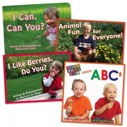 I Can! Board Books - Set of 4