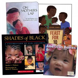 Cultural Diversity Board Book Set 1 - 4 Books