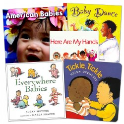 Cultural Diversity Board Book Set 2 - Set of 5
