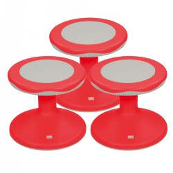 "12"" K'Motion Stool - Set of 3"