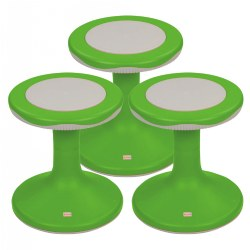 "15"" K'Motion Stool - Set of 3"