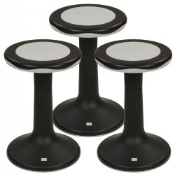 "20"" K'Motion Stool - Set of 3"