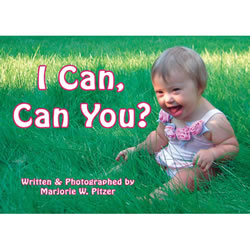 I Can, Can You? - Board Book