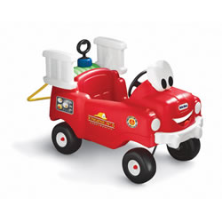 Spray & Rescue Fire Truck