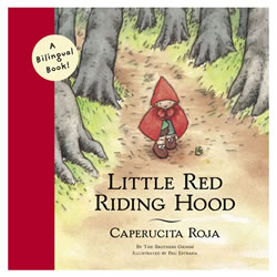 Little Red Riding Hood - Bilingual Paperback