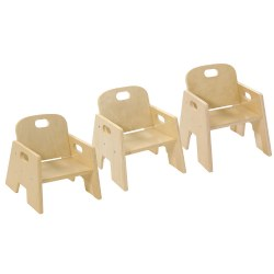 Genial Toddler Stacking Chair (Set Of 2)