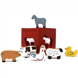 Barnyard Sort & Play