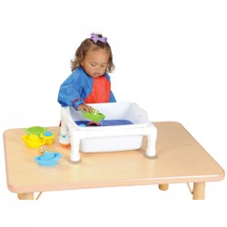 Toddler Discovery Table