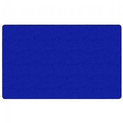Americolors Royal Blue Carpet - 6' x 9'