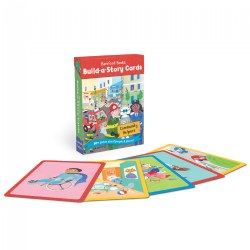 Build-a-Story Cards: Community Helpers - Card Deck