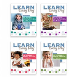Learn Every Day®: The Program for Infants, Toddlers, and Twos…