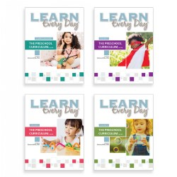 Learn Every Day®: The Preschool Curriculum, 2nd Ed.
