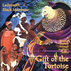 Gift Of The Tortoise CD
