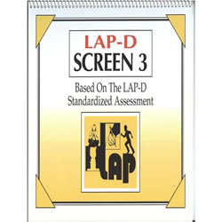 LAP™-D Screens Administration Manuals