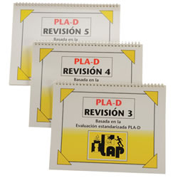 LAP™-D Screens Administration Manuals - Spanish