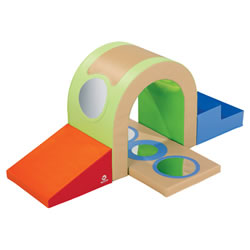Maxi Tunnel Mirror Play Center