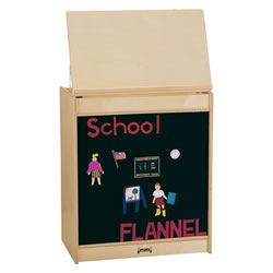 Big Book Easel With Flannel