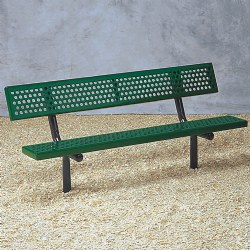 Benches with Backs