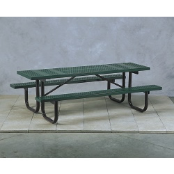 Rectangular Portable Perforated Tables