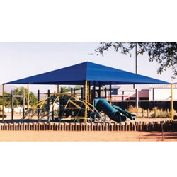 12u0027 x 12u0027 Hip or Pyramid - 7u0027 or 8u0027 Entry  sc 1 st  Kaplan Early Learning & Playground · Shades